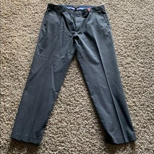 Banana Republic grey slacks